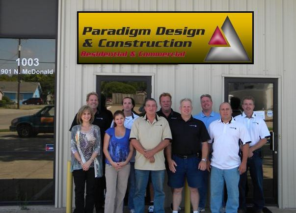 Paradigm Design & Construction, Dallas TX